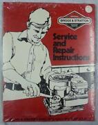 Briggs Stratton Manual