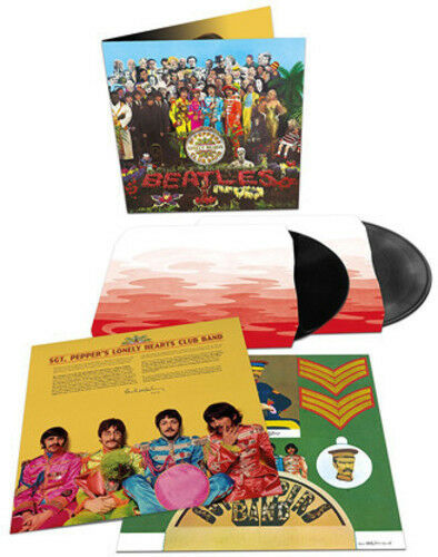 The Beatles - Sgt. Pepper's Lonely Hearts Club Band [New Vinyl LP] Anniversary E