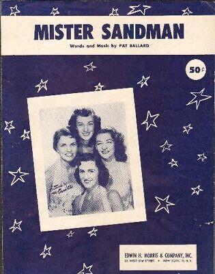 1930s - Sheet Music Feature