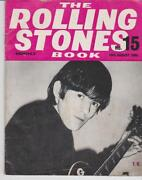 Rolling Stones Monthly Book