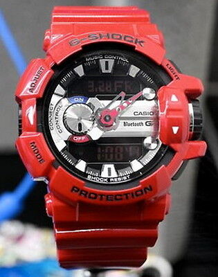 Casio G-Shock G'MIX Bluetooth Smart Men's Watch GBA-400-4A for sale  Shipping to Canada