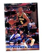 Jalen Rose Michigan