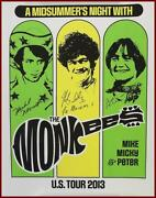 Monkees Signed