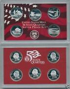 2005 Silver Quarter Proof Set