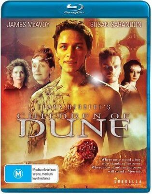 Children Of Dune [New Blu-ray] Australia - Import