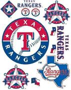Texas Rangers Fabric