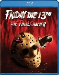 FRIDAY-THE-13TH-THE-FINAL-CHAPTER-Blu-Ray-Sealed-Region-free