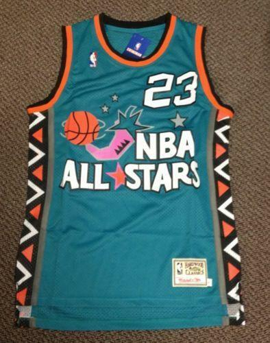 Jordan Nba All Star Jersey Ebay