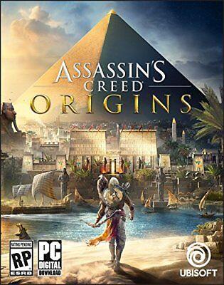 Sale  Assassins Creed Origins   Account   Pc    Warranty    Region Free