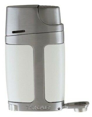 Xikar 550WH ELX Element Double Torch Flame Cigar Lighter -