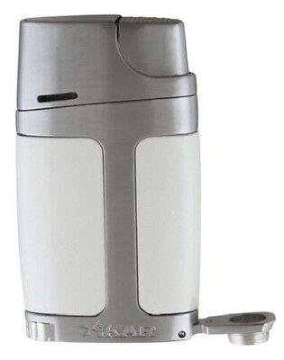 Xikar 550WH ELX Element Double Torch Flame Cigar Lighter -