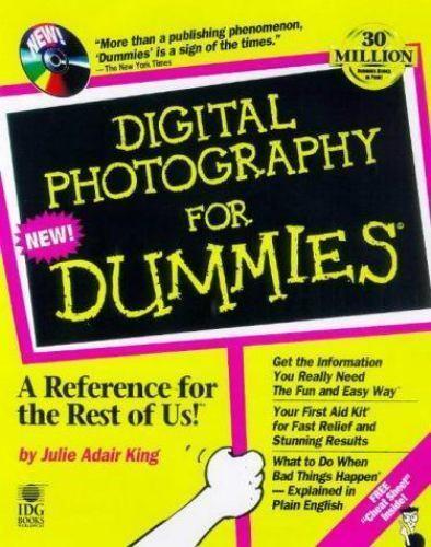 Digital Photography for Dummies (1st ed) 1