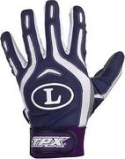 Purple Batting Gloves