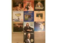 JOB LOT / COLLECTION OF 20 JAMES LAST VINYL ALBUMS / LP's