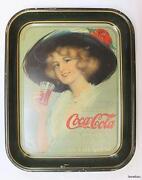 Antique Coca Cola Tray