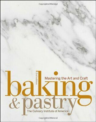 Baking & Pastry: Mastering the Art and Craft- electronic book