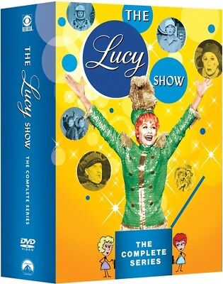 The Lucy Show: The Complete Series [New DVD] Boxed Set, Full Frame, Subtitled