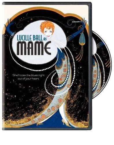 MAME (1974 Lucille Ball, Robert Preston) - DVD - UK Compatible -  sealed