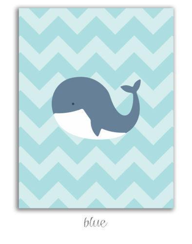 Whale Nursery Ebay