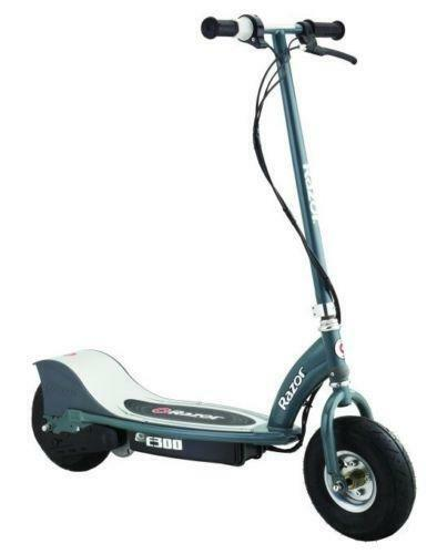 Razor Electric Scooter With Seat >> Razor Electric Scooter E300 Ebay