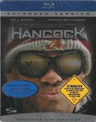 Hancock 2 Disc  German Steelbook  Region Free    Sale