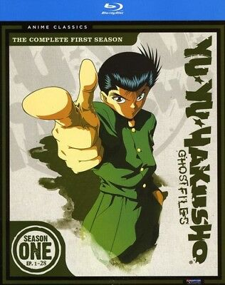 Yu Yu Hakusho: Season One - Classic [New Blu-ray] Boxed Set