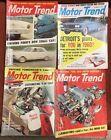 Motor Trend Magazine Back Issues