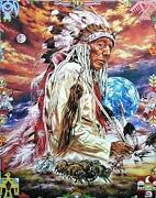 Indianer Poster