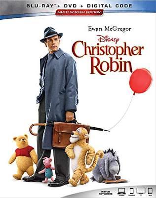 Christopher Robin (Blu-Ray/DVD)+ Digital [2018]