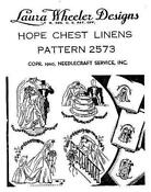Vintage Embroidery Transfer Patterns