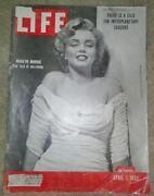 Life Magazine April 1952