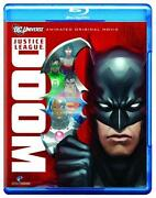 Justice League Doom Blu Ray