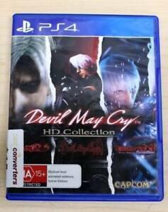 Devil May Cry Playstation 4
