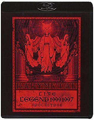 New BABYMETAL LIVE LEGEND 1999&1997 APOCALYPSE Blu-ray Japan TFXQ-78116