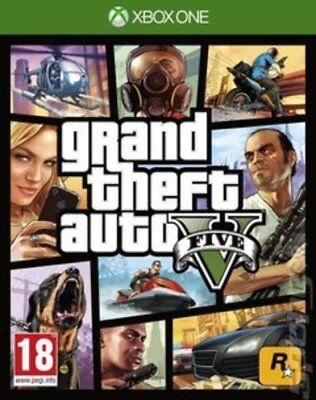 Grand Theft Auto V (Xbox One) VideoGames