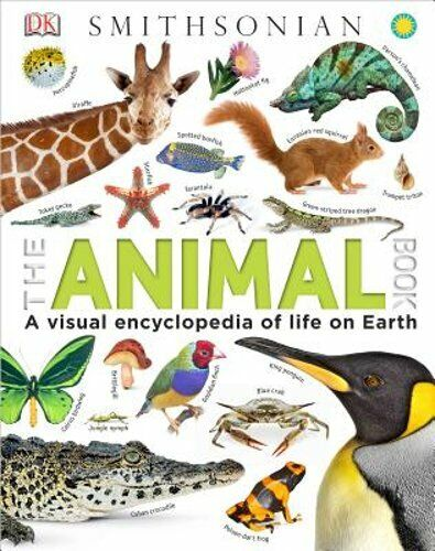 The Animal Book: A Visual Encyclopedia of Life on Earth by David Burnie: Used