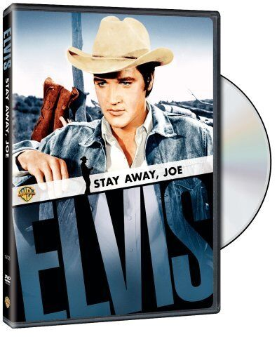 STAY AWAY JOE (Elvis Presley) english cover -  DVD - UK Compatible