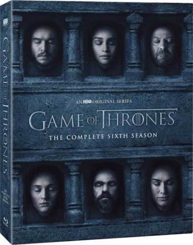 Изображение товара Game of Thrones: The Complete Sixth Season 6 (DVD, 2016)