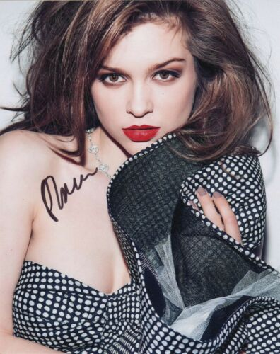 Sophie Cookson Gypsy Autographed Signed 8x10 Photo COA #A2