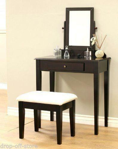 make up vanity furniture ebay. Black Bedroom Furniture Sets. Home Design Ideas