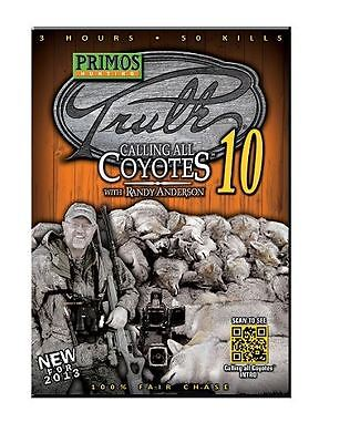 New Primos Truth Calling All Coyotes 10 With Randy Anderson 41101