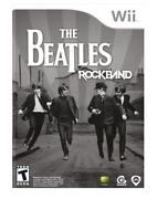 Beatles Rock Band Wii