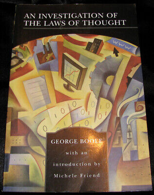 An Investigation of the Laws of (An Investigation Of The Laws Of Thought)