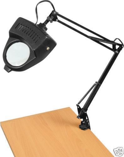 Magnifying Lamp Clamp Ebay