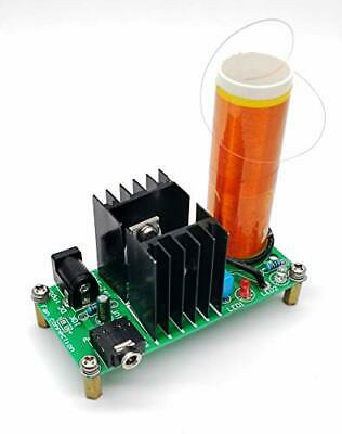 Easy To Build Mini Music Tesla Coil Plasma Speaker Science Project Kit 15w