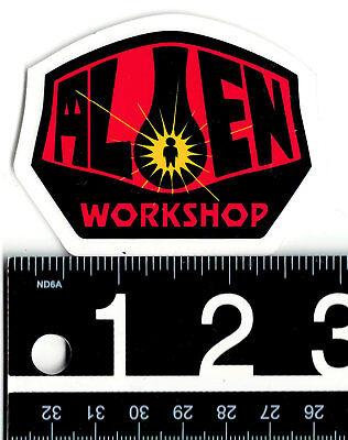 c1756f9efebe ALIEN WORKSHOP STICKER Alien Workshop OG Logo 3
