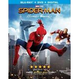 ✔SEALED Spider-Man Homecoming (Blu-ray +DVD +Digital) w Slipcover NO TAX!