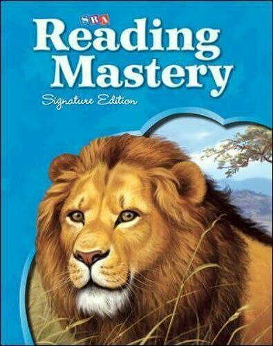 SRA Reading Mastery Literature Strand Grade 3, Assessment & Fluency Student Book
