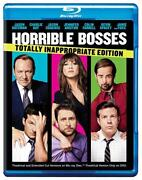 Horrible Bosses Blu Ray