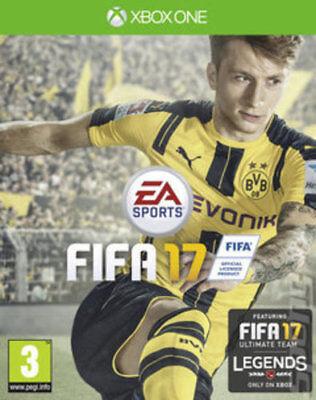 FIFA 17 (Xbox One) VideoGames